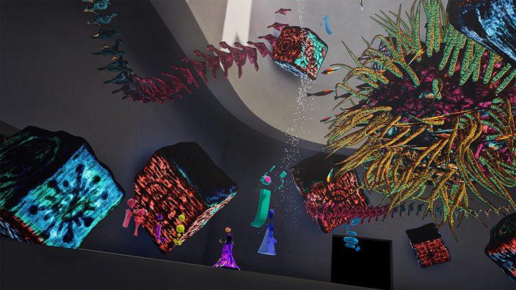 "Đang miễn phí ""game"" thực tế ảo Museum of Other Realities"