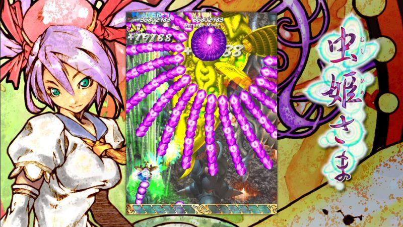 Đánh giá game Mushihimesama