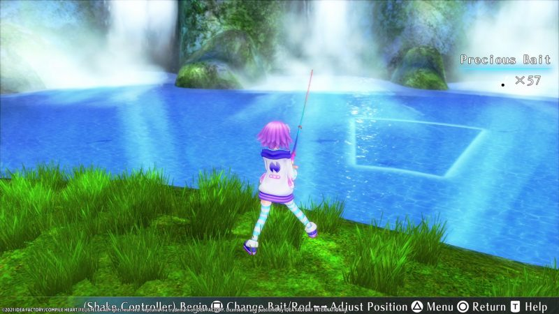 Đánh giá game Neptunia ReVerse