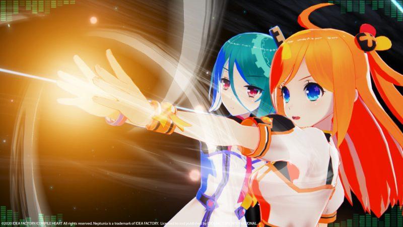 Đánh giá game Neptunia Virtual Stars