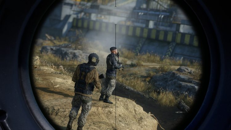 Đánh giá Sniper Ghost Warrior Contracts 2