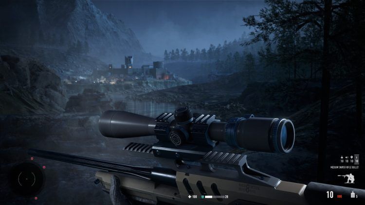 Kinh nghiệm chơi game Sniper Ghost Warrior Contracts 2