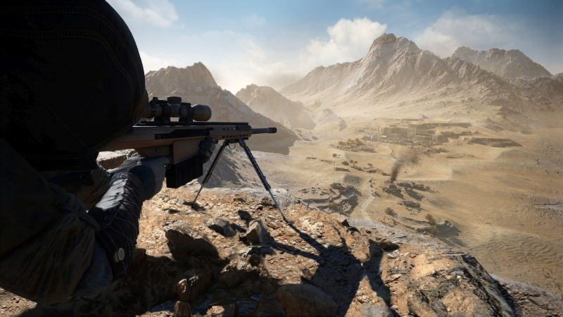 Đánh giá game Sniper Ghost Warrior Contracts 2