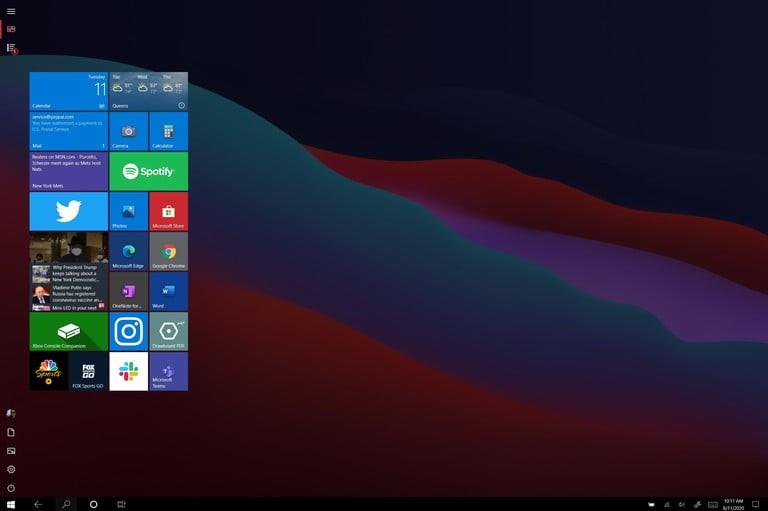 5 điểm biến tablet Windows 11 thành đối thủ của iPad