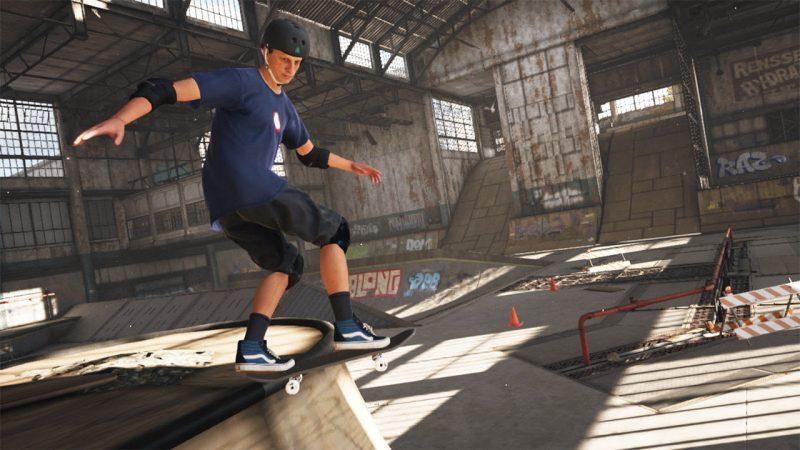 Đánh giá game Tony Hawk's Pro Skater 1 + 2 (Switch)