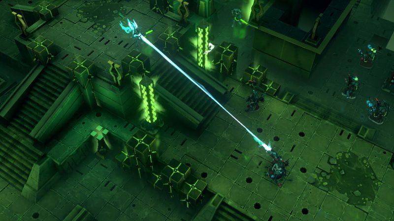 Đánh giá game Warhammer 40000: Mechanicus