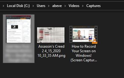 Cách chụp ảnh màn hình Windows 11