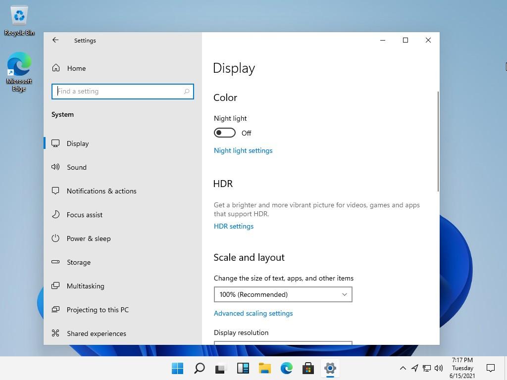 Windows 11 beta 1 có gì mới?