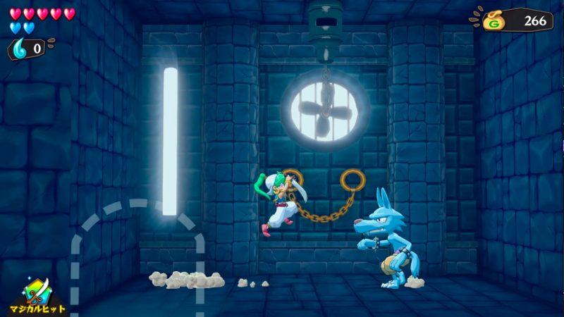 Đánh giá game Wonder Boy: Asha in Monster World