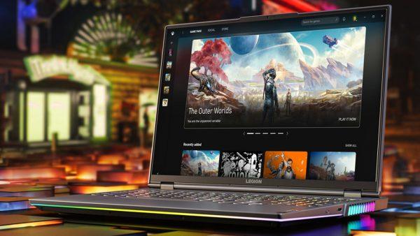 Lenovo ra mắt laptop gaming Legion 7