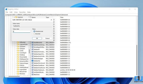 3 Cách để ẩn các widget trên Windows 11