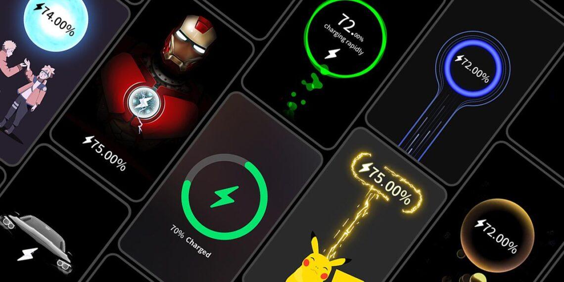 Charging Animation Show Play: Thêm hiệu ứng, âm thanh khi sạc pin cho iPhone, iPad