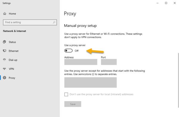 Sửa lỗi Error Code 0x80131500 của Microsoft Store trên Windows 11