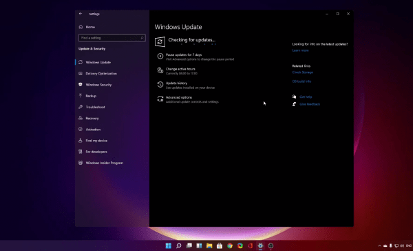 Khắc phục lỗi Dev Channel biến mất trong Windows Insider Program trên Windows 11