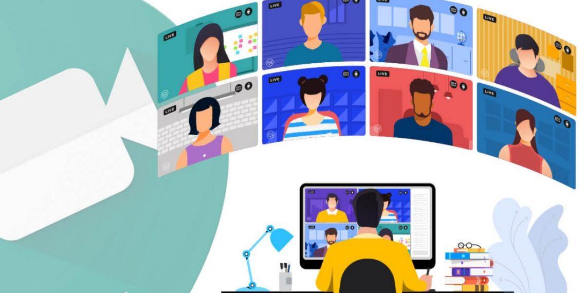 Cách xem ảnh từ liên kết chia sẻ trên Google Meet