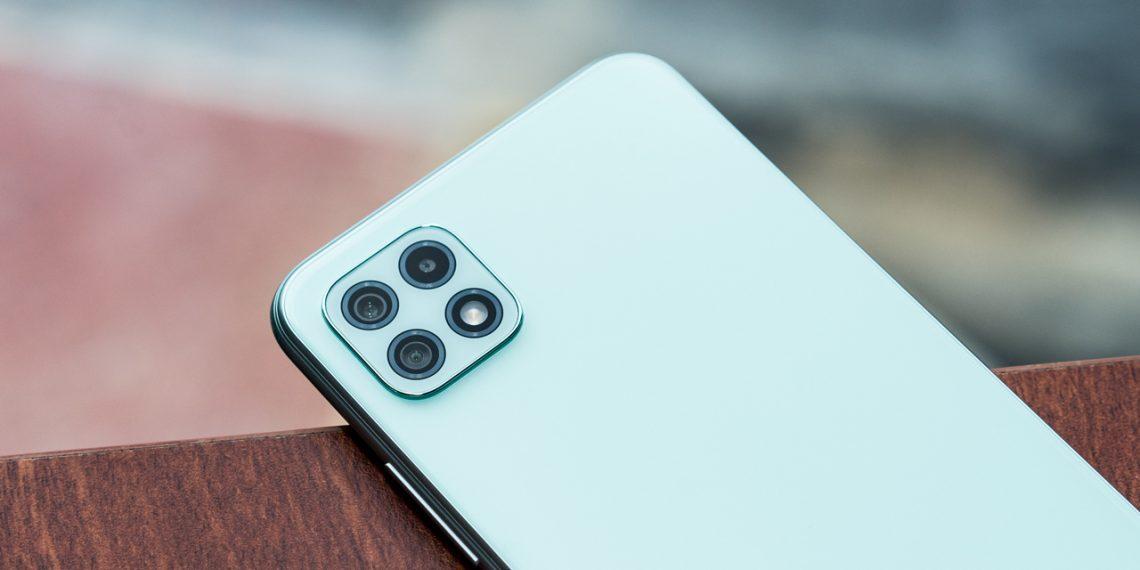 FPT Shop: Galaxy A22 5G giảm 300.000 đồng đi kèm trả góp 0% lãi suất
