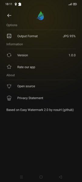 MarkMe: Ứng dụng tạo dấu bản quyền lên ảnh miễn phí cho Android