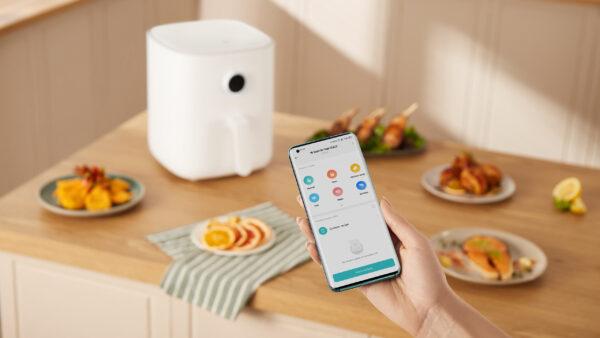 Xiaomi ra mắt nồi chiên không dầu công nghệ mới cùng các chương trình khuyến mãi cho loạt sản phẩm trong hệ sinh thái thông minh
