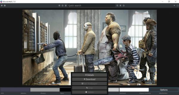 Wonderwall Wallpaper Manager: Tải ảnh 4K miễn phí, thay đổi nhiều kích thước,...