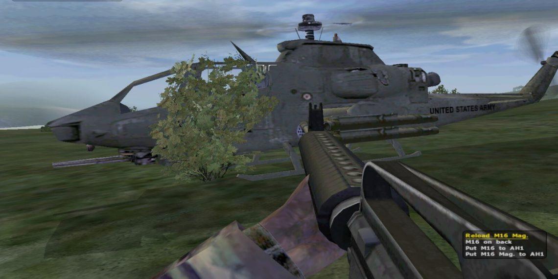 Đang miễn phí game ArmA: Cold War Assault kinh điển chỉ 24 tiếng