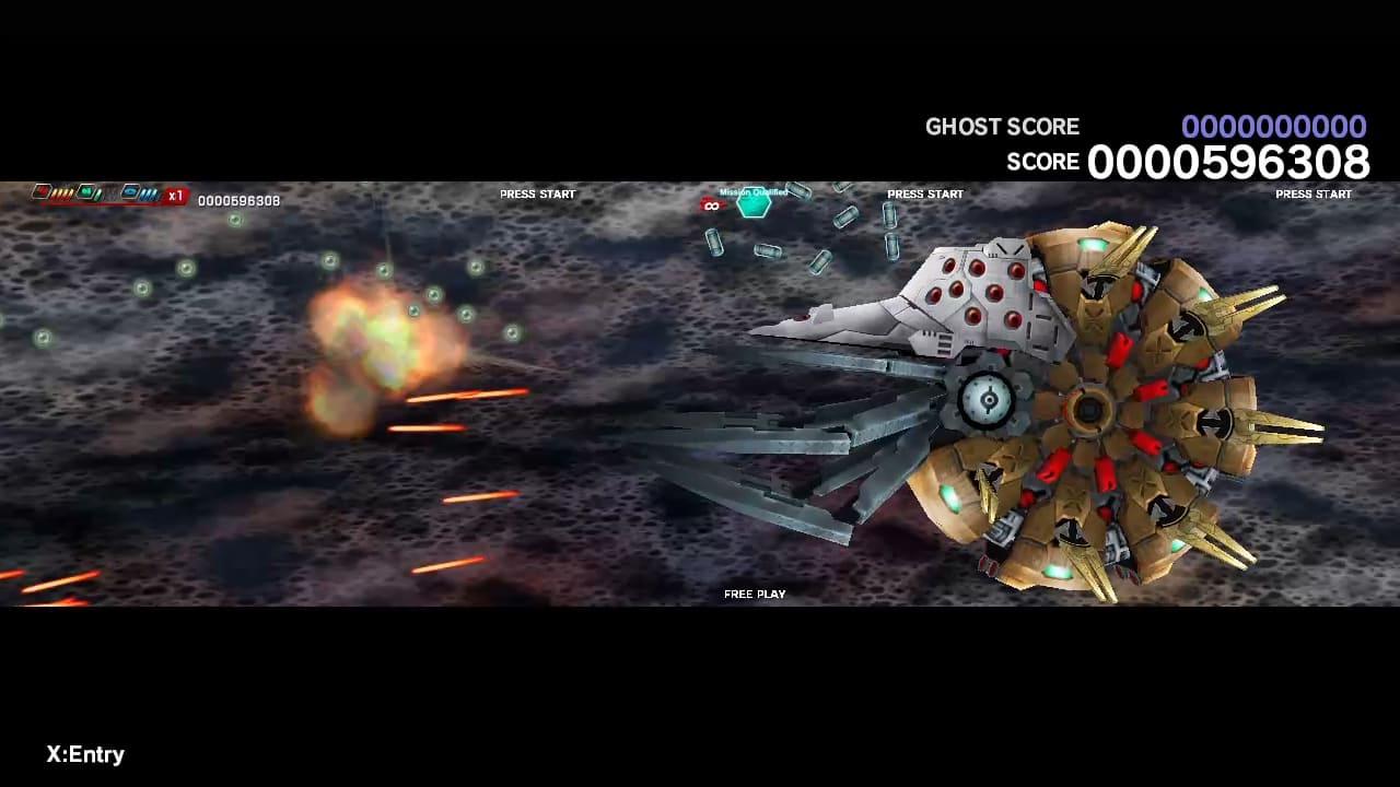 Đánh giá game Dariusburst: Another Chronicle EX+