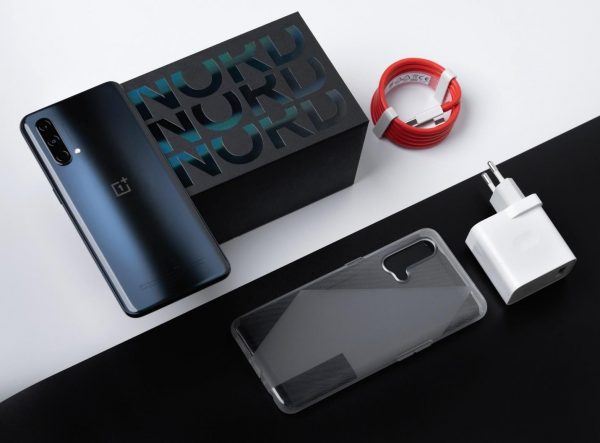 Mở hộp OnePlus Nord CE 5G