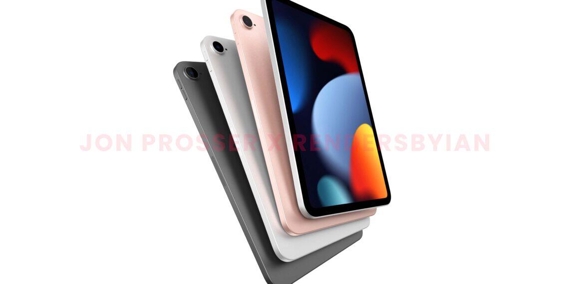 iPad Mini 6 sẽ có màn hình 8,3 inch