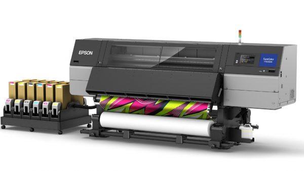Epson ra mắt máy in chuyển nhiệt thăng hoa công nghiệp SureColor F10030H