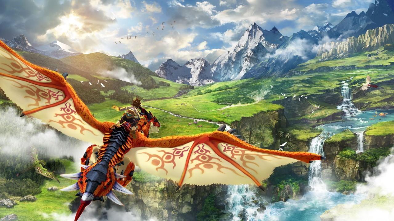 Đánh giá Monster Hunter Stories 2: Wings of Ruin