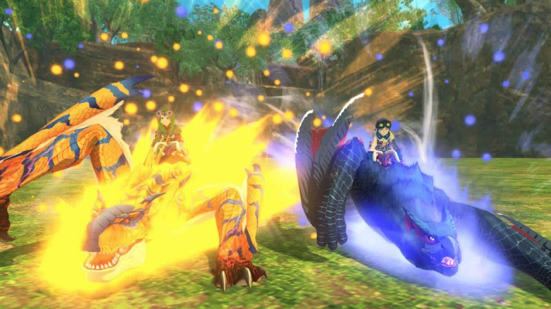 Đánh giá game Monster Hunter Stories 2: Wings of Ruin