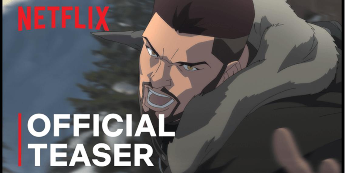 Xuất hiện trailer diễn viên lồng tiếng và hình ảnh nhân vật phim anime The Witcher: Nightmare of the Wolf