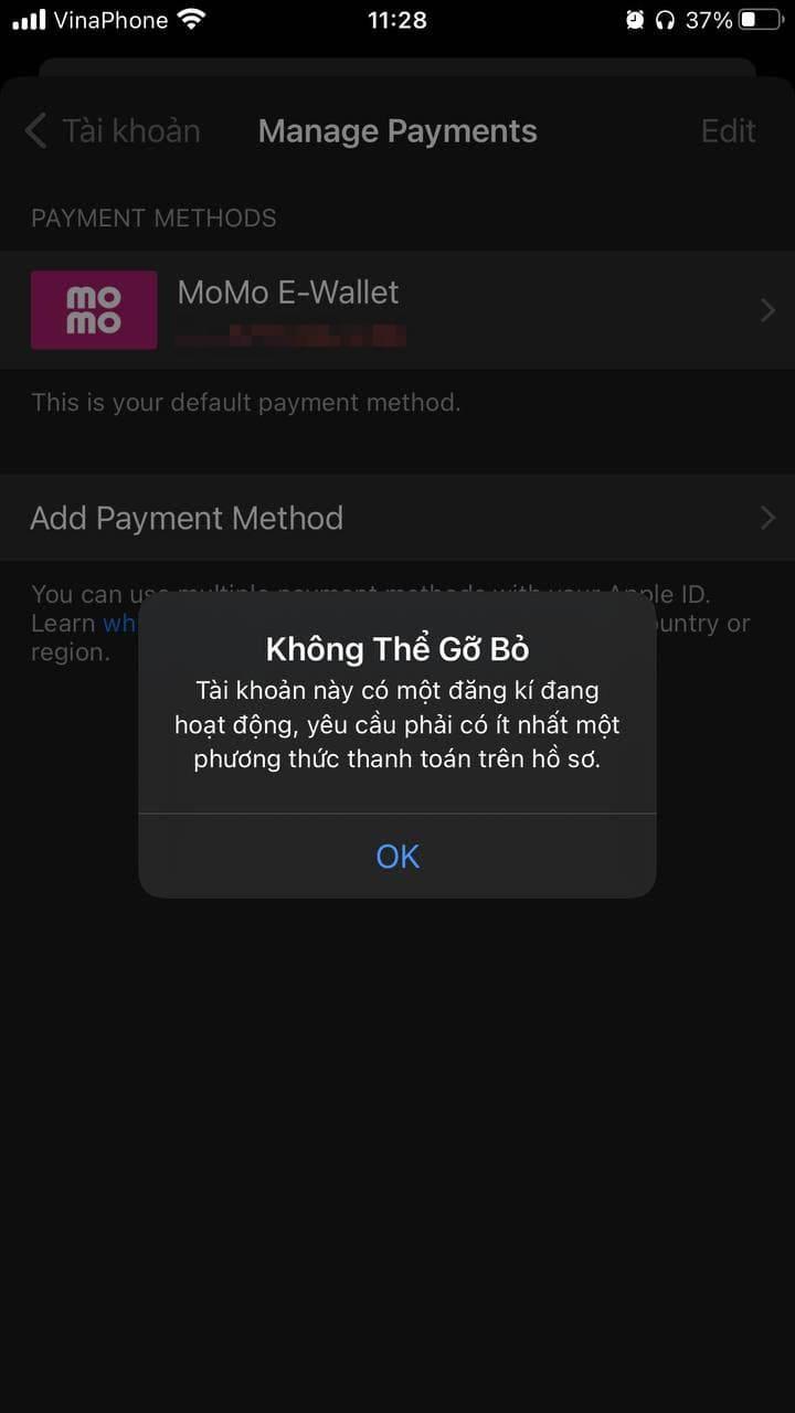 Cách dừng nhập mật khẩu khi tải ứng dụng miễn phí trên iPhone