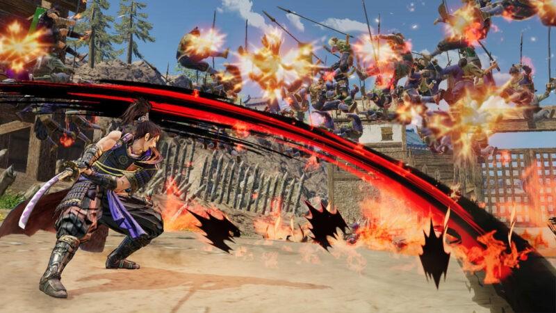 Đánh giá game Samurai Warriors 5