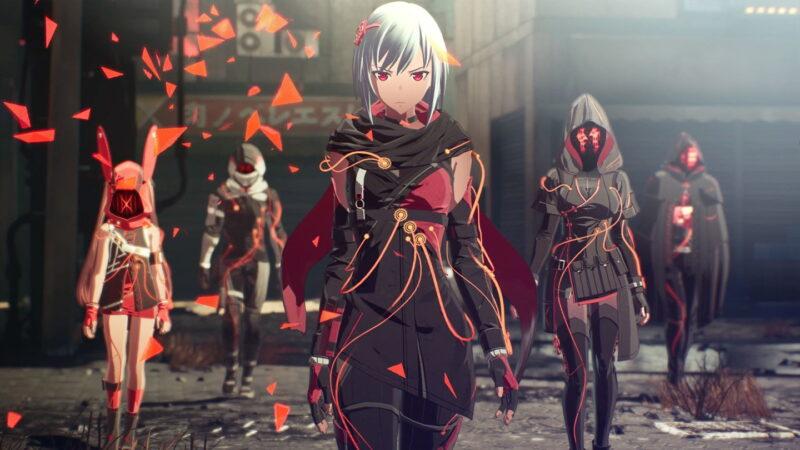 Đánh giá game Scarlet Nexus