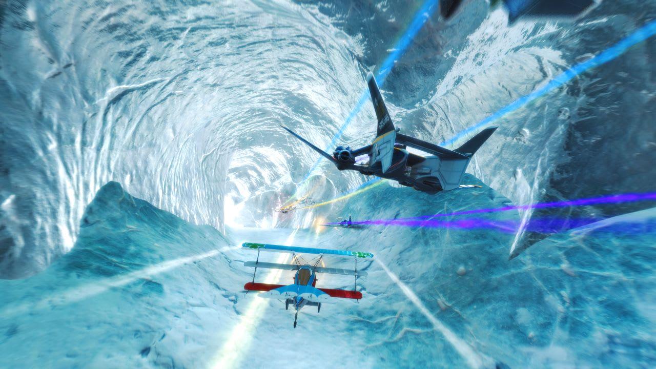 Đánh giá Skydrift Infinity