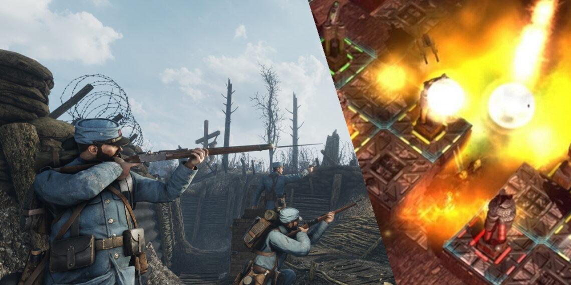 Đang miễn phí 2 game Defense Grid: The Awakening và Verdun