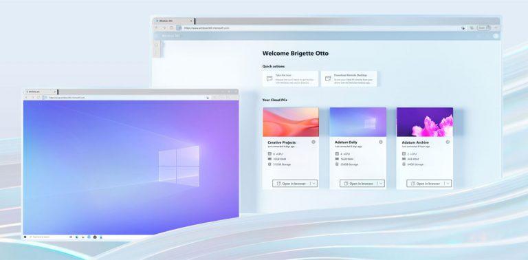 Windows 365 là gì? Cloud PC là gì? Nó hoạt động thế nào?