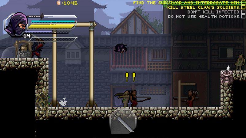 Đánh giá game Within the Blade