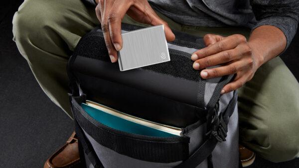 Seagate ra mắt ổ cứng di động One Touch SSD & HDD mới