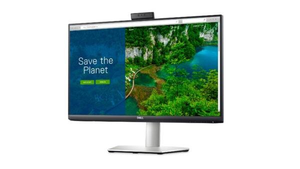 Dell ra mắt loạt màn hình dành cho hội thoại trực tuyến