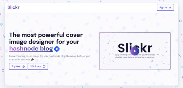 Slickr: Thiết kế ảnh bìa siêu nhanh