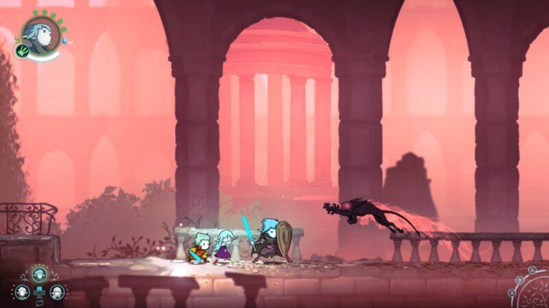 Đánh giá game Greak: Memories of Azur