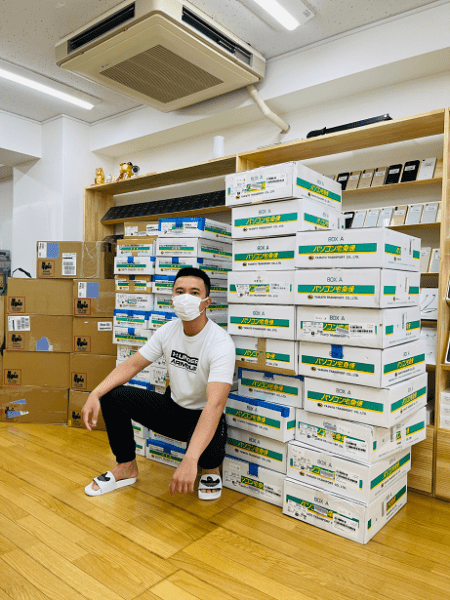 Doanh nhân Việt xây dựng thương hiệu công nghệ Tony Le Mobile nổi tiếng hàng đầu tại đất nước mặt trời mọc