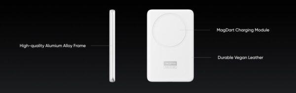 realme ra mắt MagDart, sạc không dây từ tính đầy ấn tượng