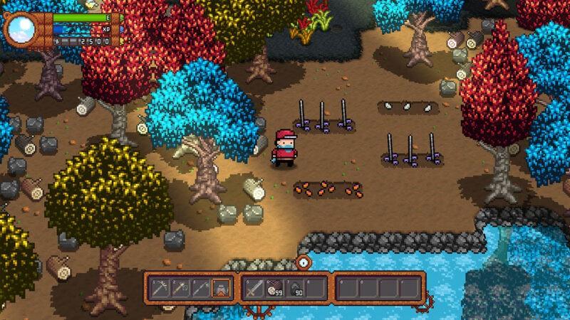 Đánh giá game Monster Harvest