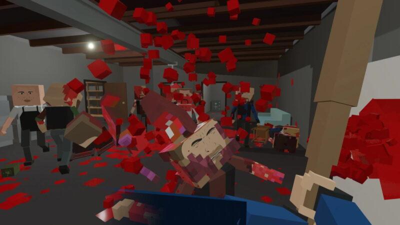Đánh giá game Paint the Town Red