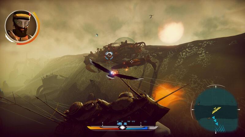 Đánh giá game The Falconeer: Warrior Edition