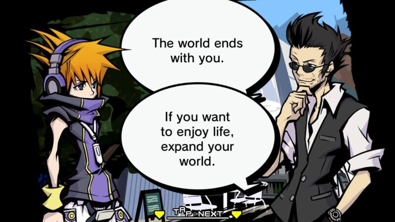 Đánh giá game The World Ends with You: Final Mix