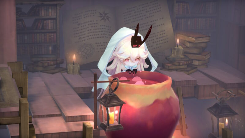 Đánh giá game WitchSpring3 Re:Fine - The Story of Eirudy