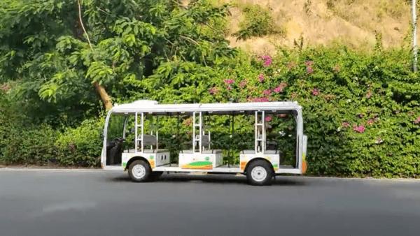 VinBigdata triển khai thử nghiệm xe điện tự hành cấp độ 4